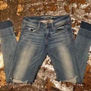 AE Super Stretch Skinny Jeans